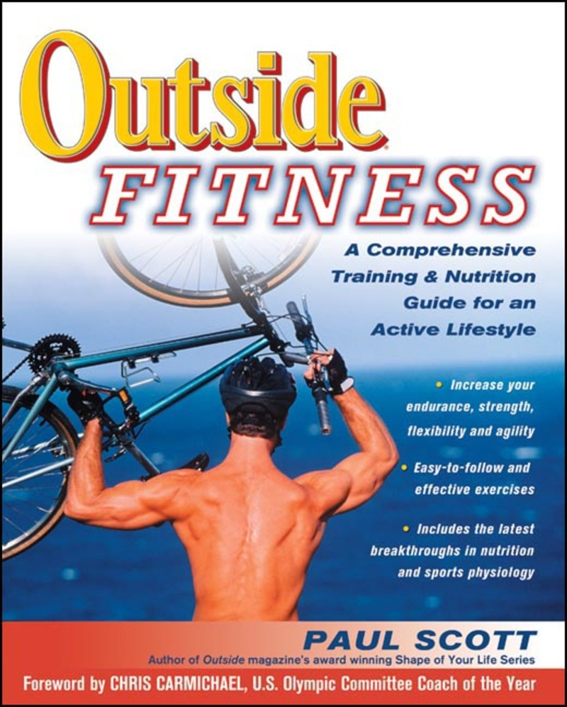 Book cover for Outside Fitness by Paul Scott