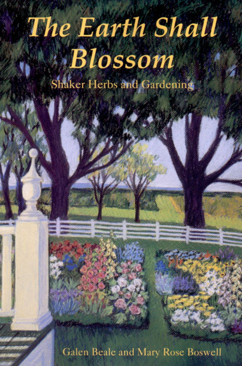Book cover for The Earth Shall Blossom by Galen Beale
