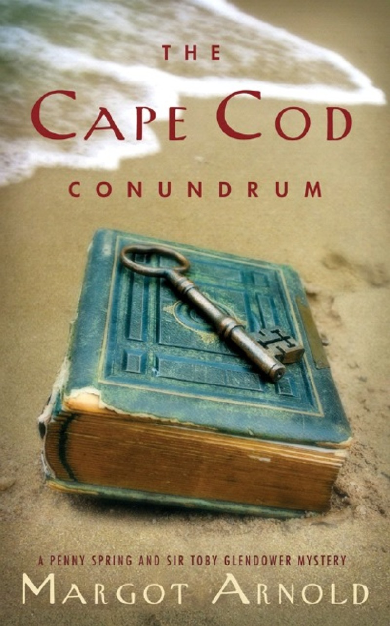 Book cover for The Cape Cod Conundrum by Margot Arnold