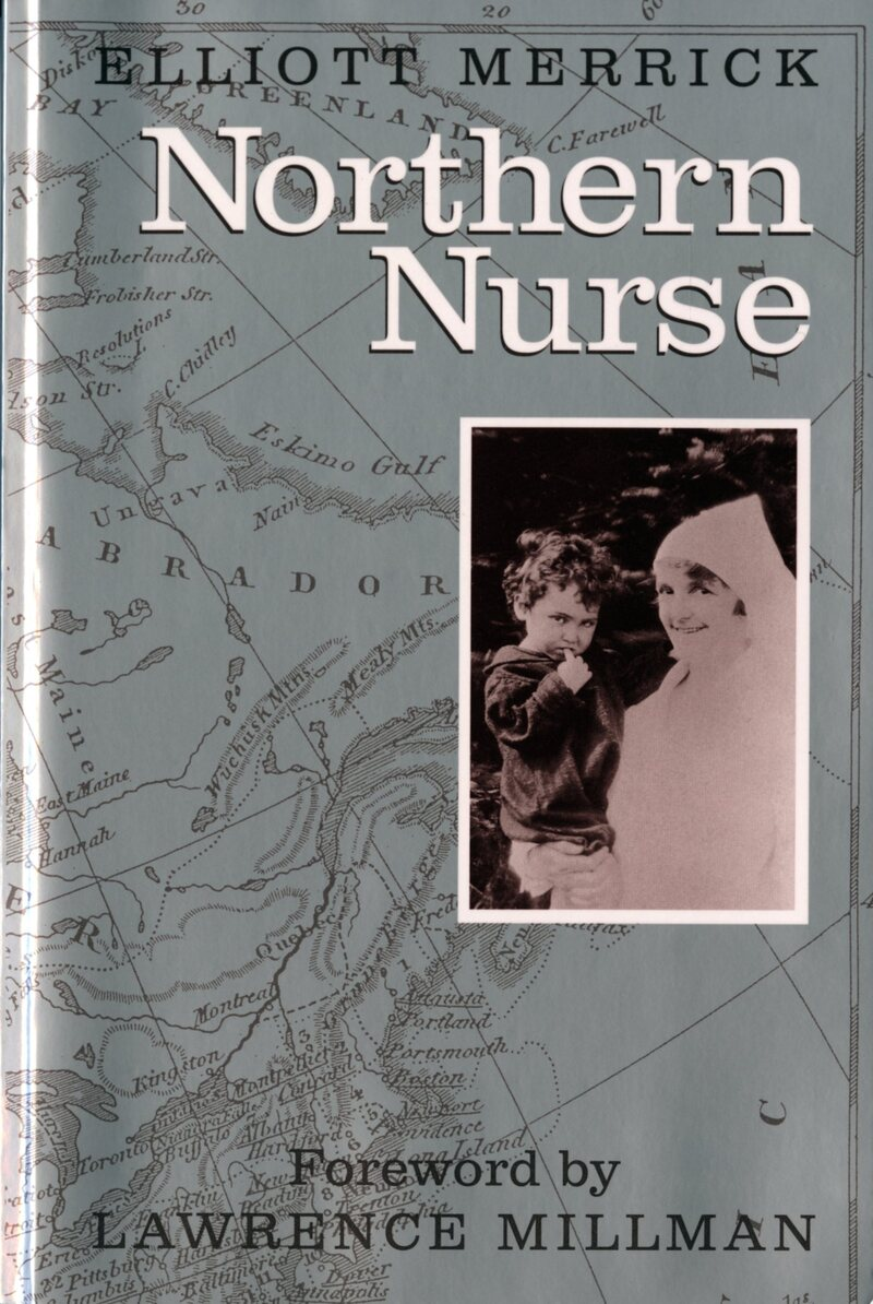 Book cover for Northern Nurse by Elliott Merrick