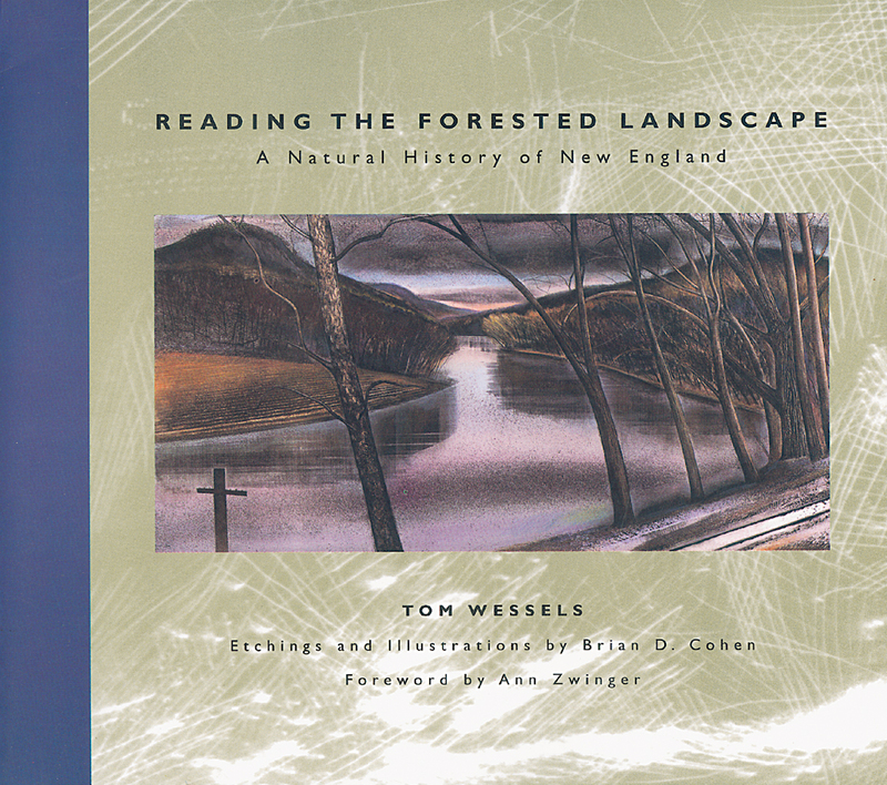 Book cover for Reading the Forested Landscape by Tom Wessels
