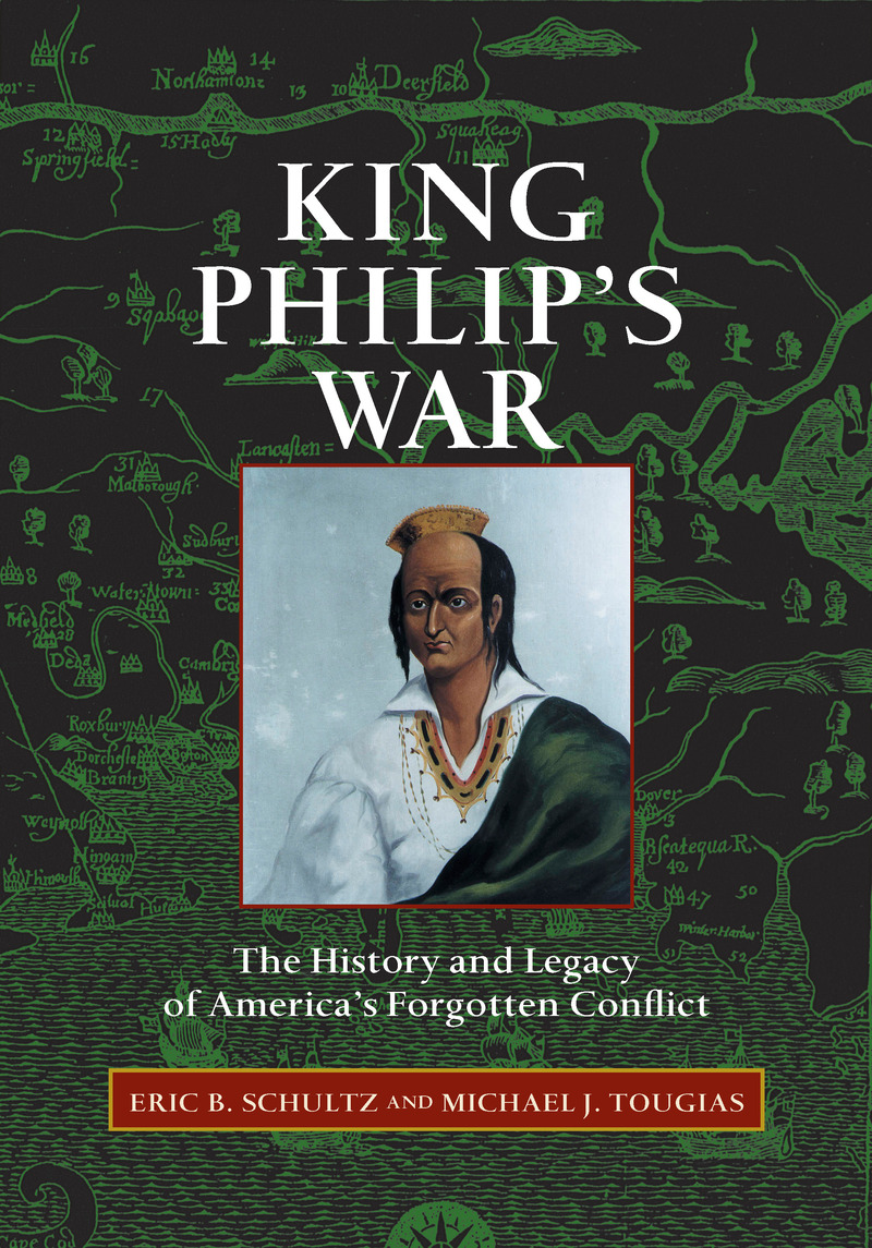Book cover for King Philip's War by Eric B. Schultz