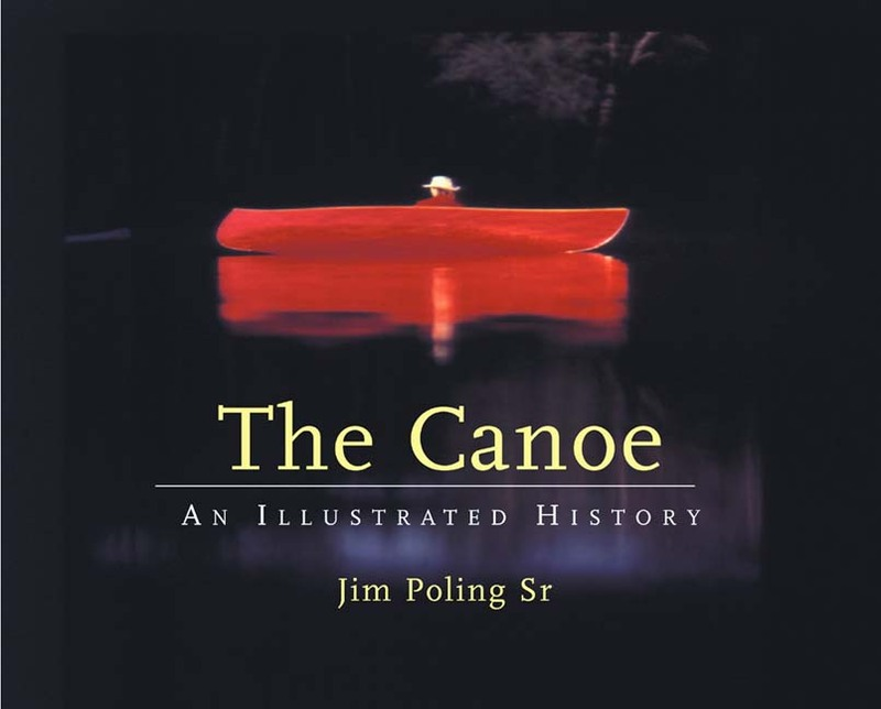 Book cover for The Canoe by Jim Poling