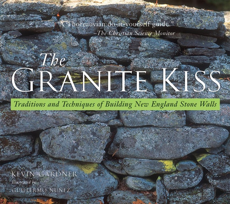 Book cover for The Granite Kiss by Kevin Gardner