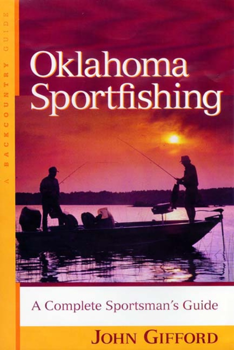 Book cover for Oklahoma Sportfishing by John Gifford