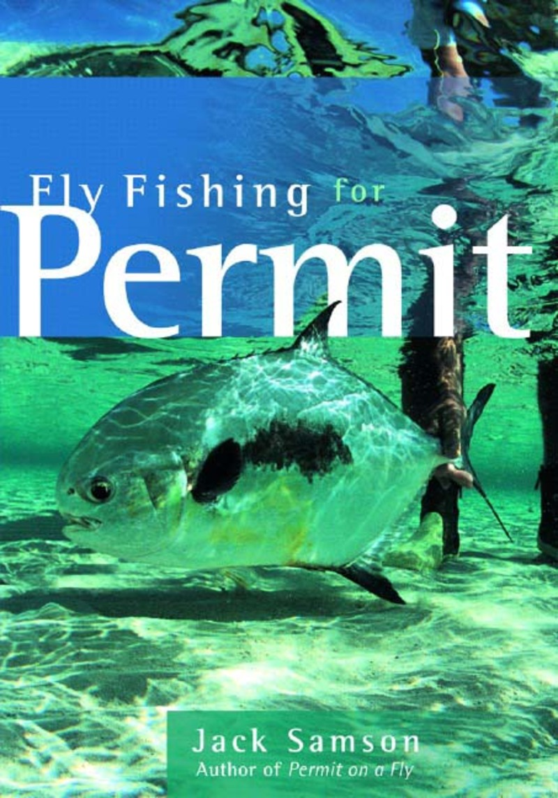 Book cover for Fly Fishing for Permit by Jack Samson
