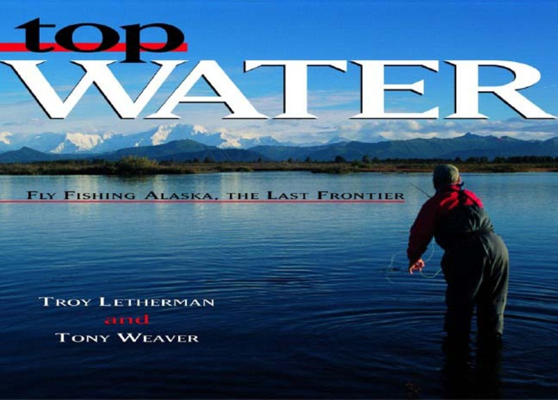 Book cover for Top Water by Troy Letherman