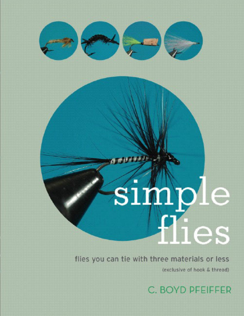 Book cover for Simple Flies by C. Boyd Pfeiffer