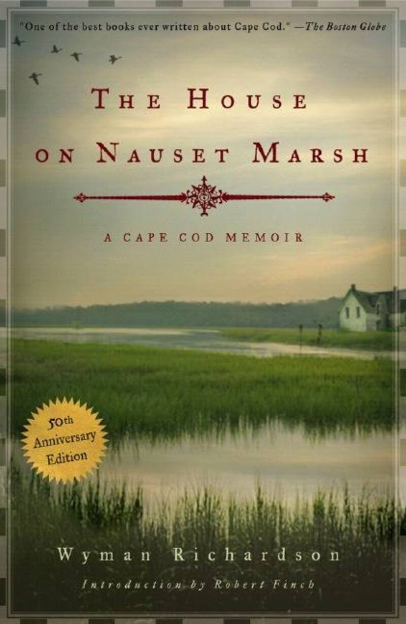 Book cover for The House on Nauset Marsh by Wyman Richardson
