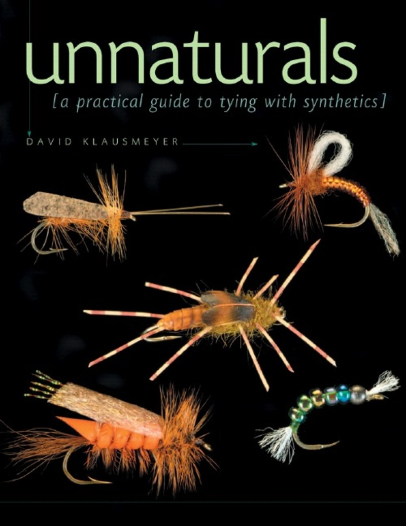 Book cover for Unnaturals by David Klausmeyer