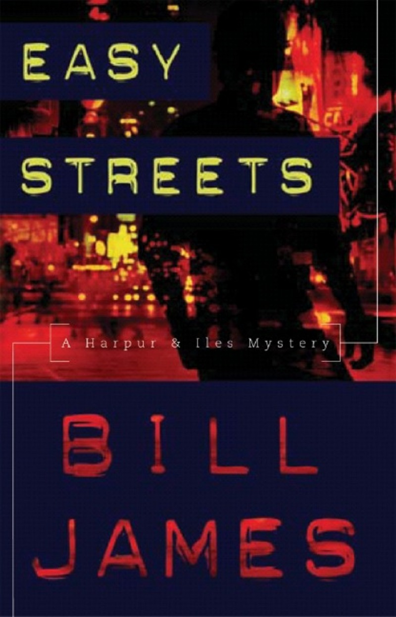 Book cover for Easy Streets by Bill James