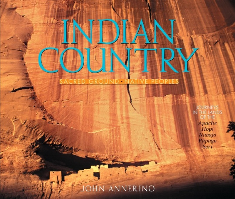 Book cover for Indian Country by John Annerino
