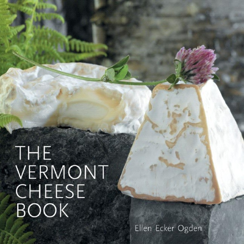 Book cover for The Vermont Cheese Book by Ellen Ecker Ogden