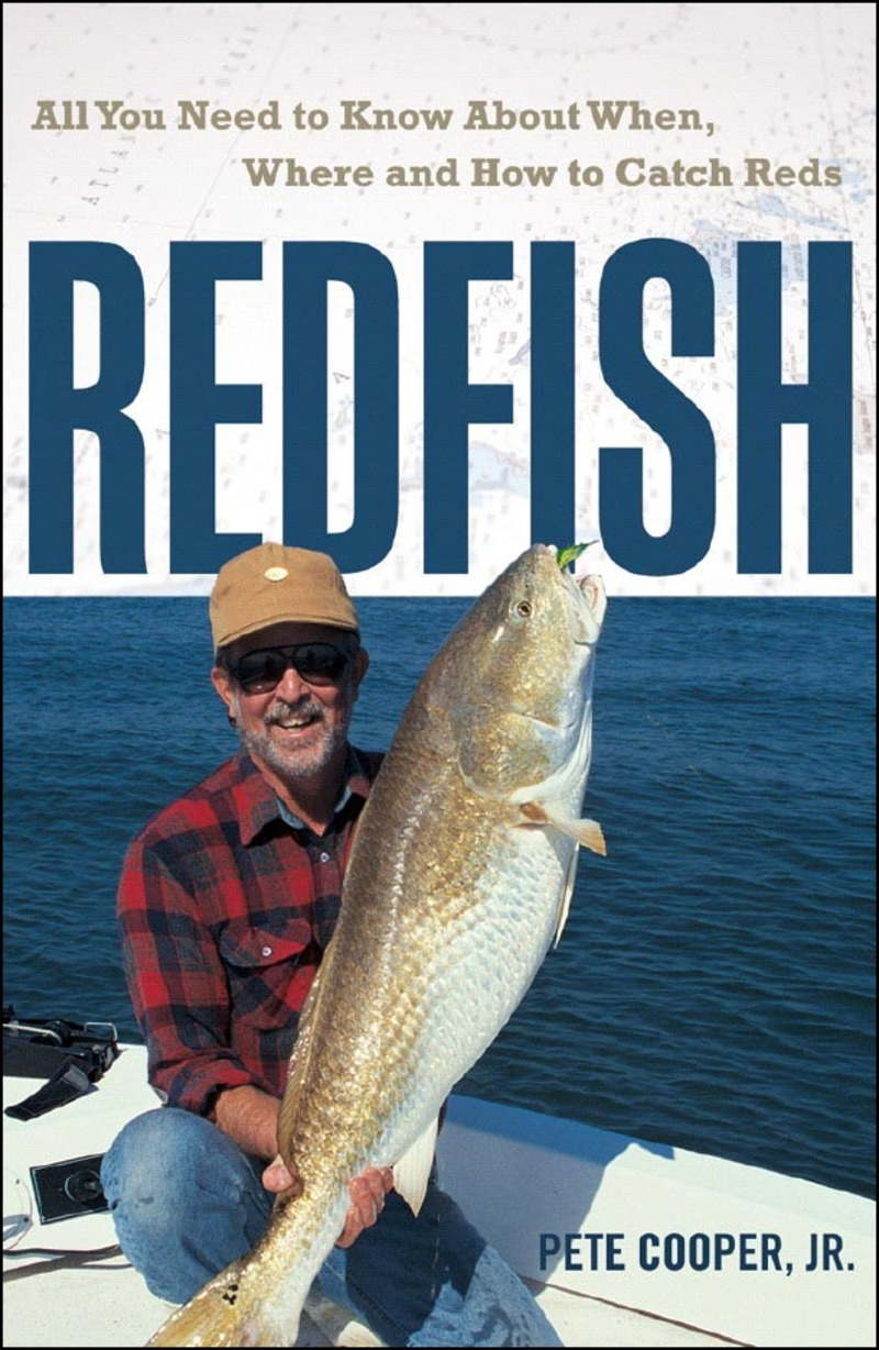 Book cover for Redfish by Pete Cooper