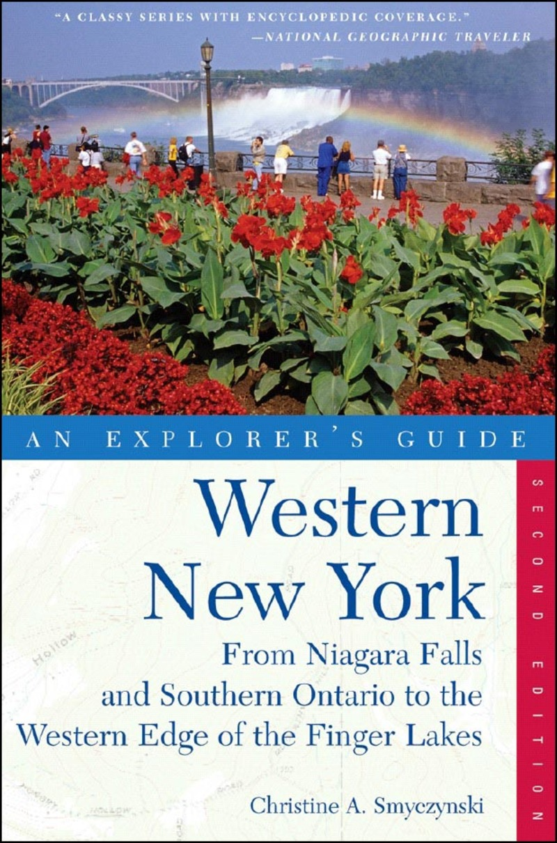 Book cover for Explorer's Guide Western New York by Christine A. Smyczynski