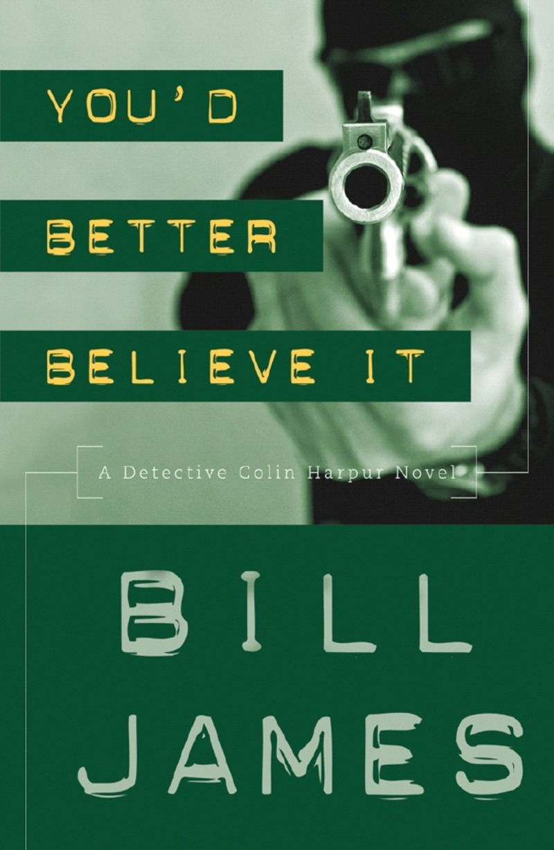 Book cover for You'd Better Believe It by Bill James