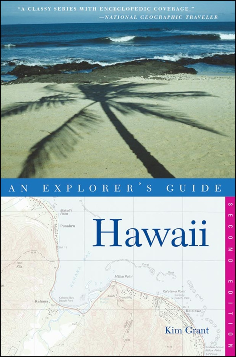 Book cover for Explorer's Guide Hawaii by Kim Grant