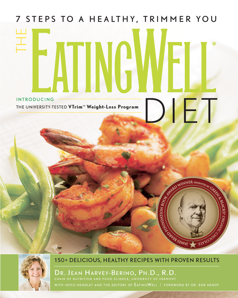 Book cover for The EatingWell® Diet by Jean Harvey-Berino