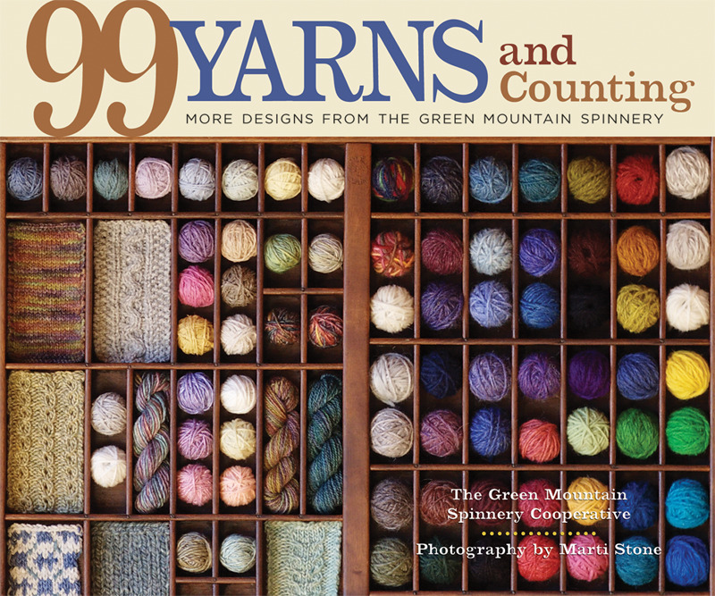 Book cover for 99 Yarns and Counting by