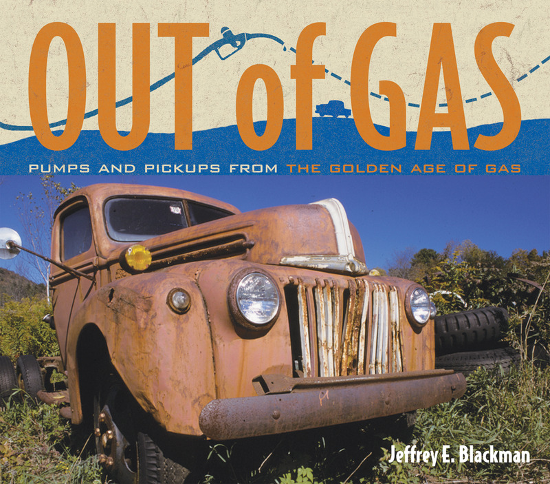 Book cover for Out of Gas by Jeffrey E. Blackman