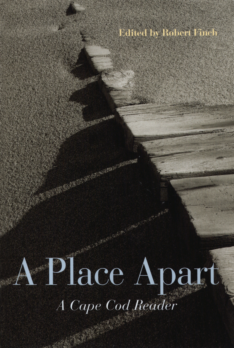 Book cover for A Place Apart by Robert Finch