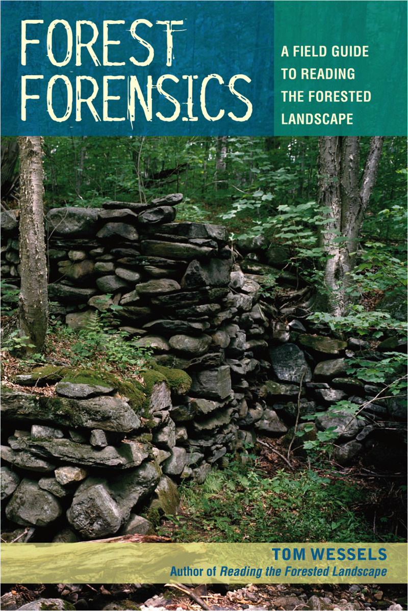 Book cover for Forest Forensics by Tom Wessels