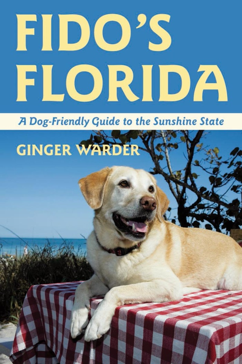 Book cover for Fido's Florida by Ginger Warder