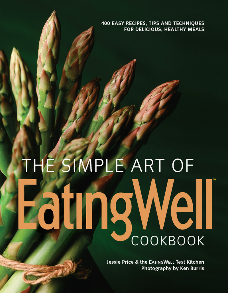 Book cover for The Simple Art of EatingWell by Jessie Price