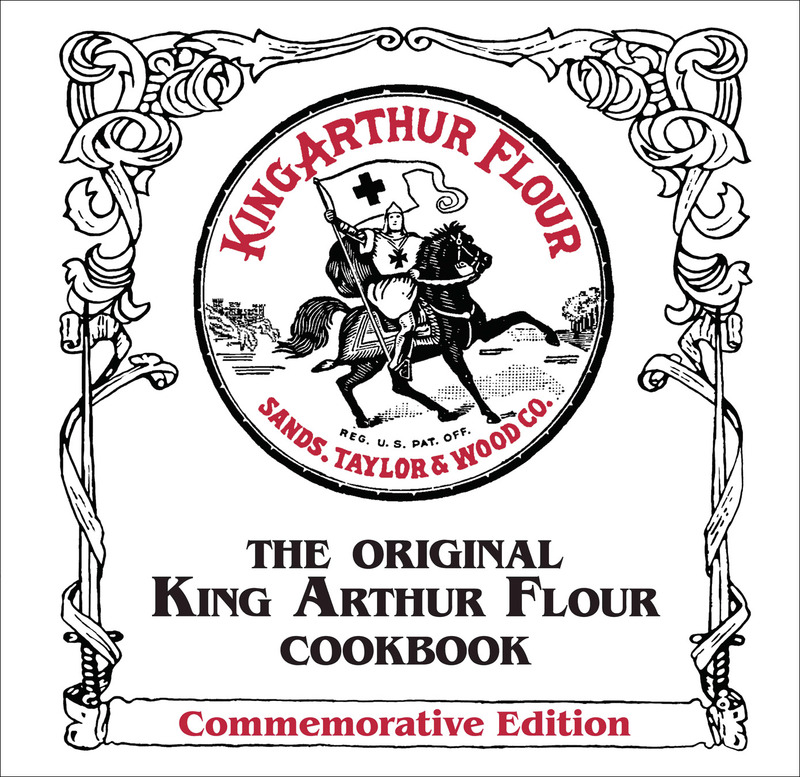 Book cover for The Original King Arthur Flour Cookbook by Brinna Sands