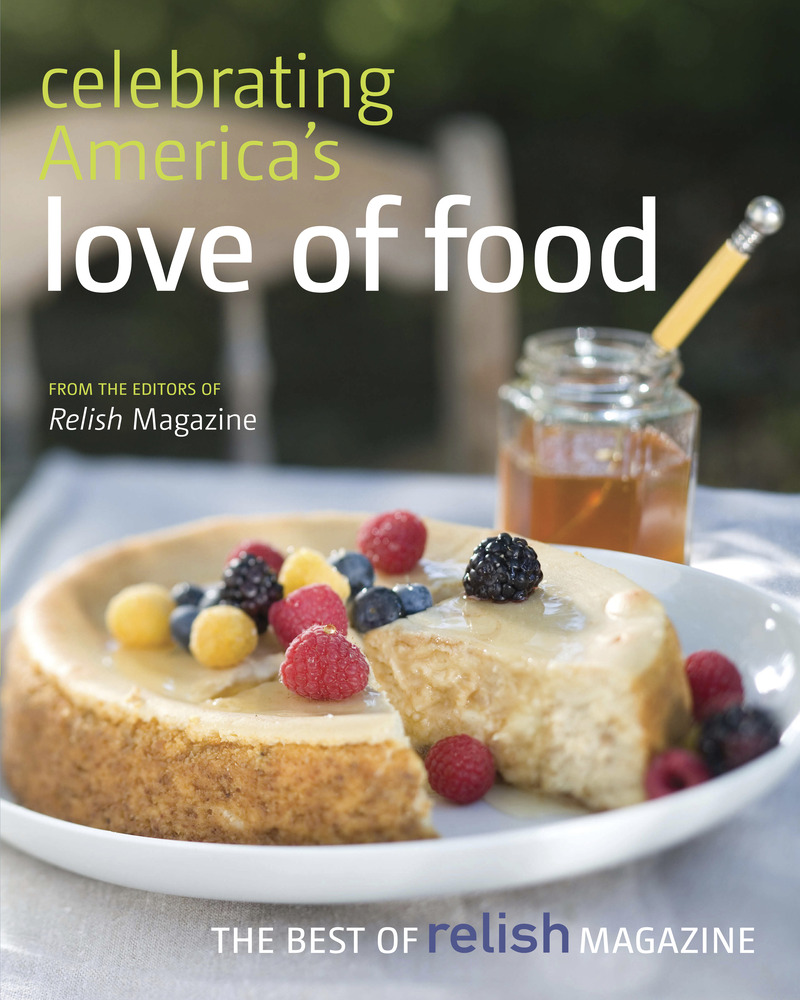 Book cover for Celebrating America's Love of Food by