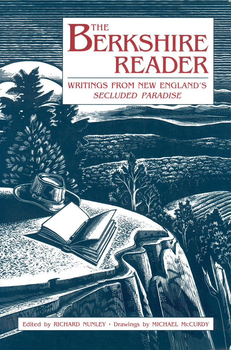 Book cover for The Berkshire Reader by Richard Nunley