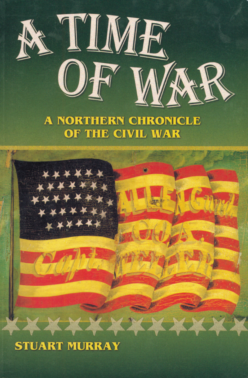 Book cover for A Time of War by Stuart A. P. Murray