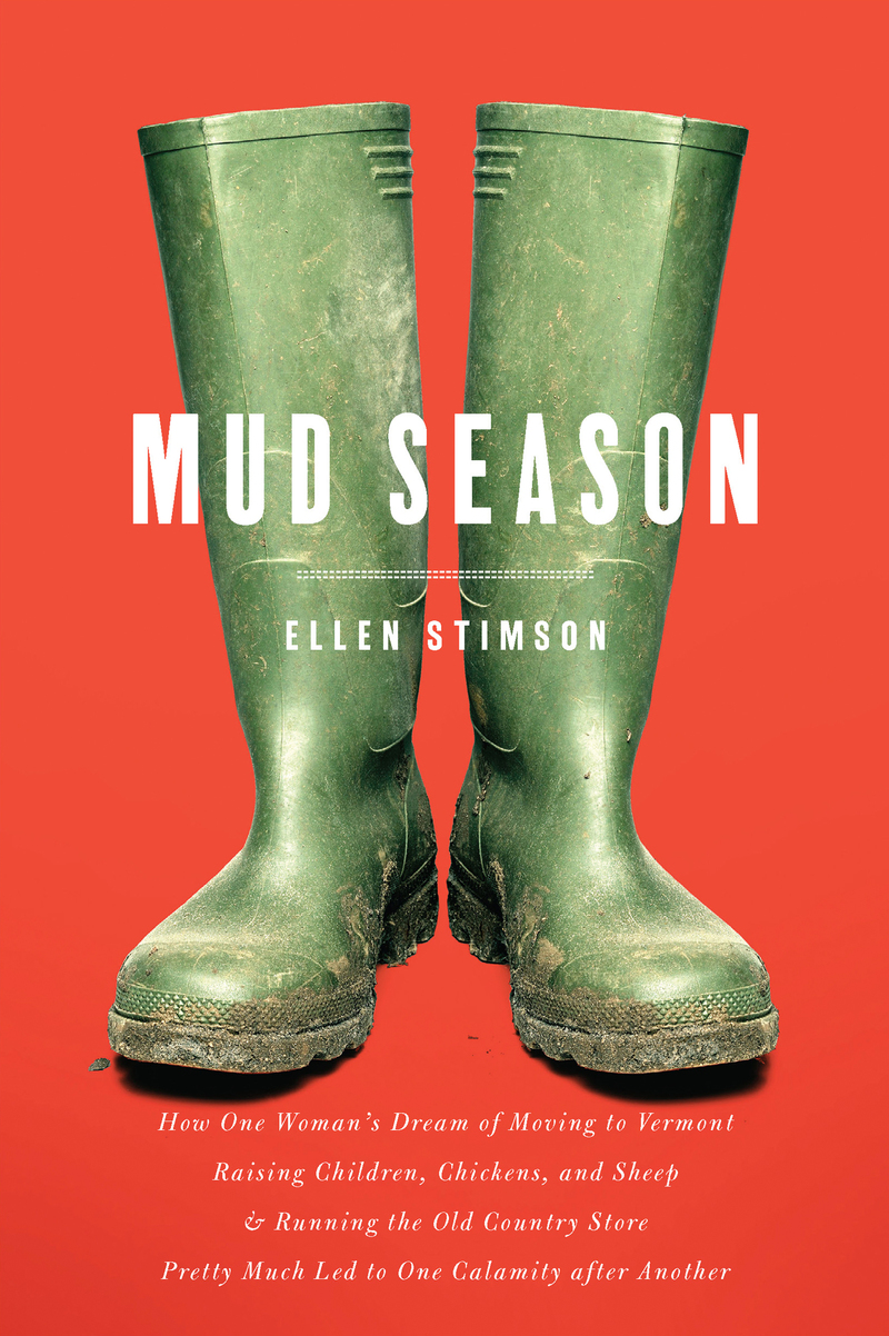 Book cover for Mud Season by Ellen Stimson