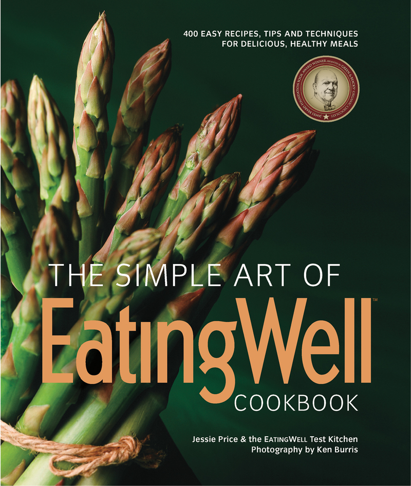 Book cover for The Simple Art of EatingWell by