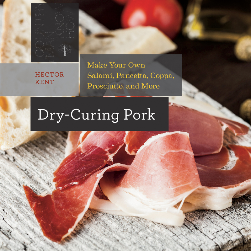 Book cover for Dry-Curing Pork by Hector Kent