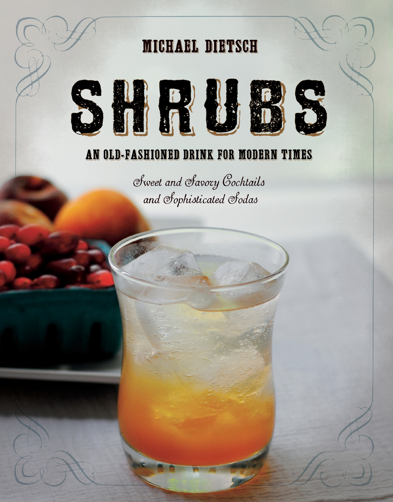Book cover for Shrubs by Michael Dietsch