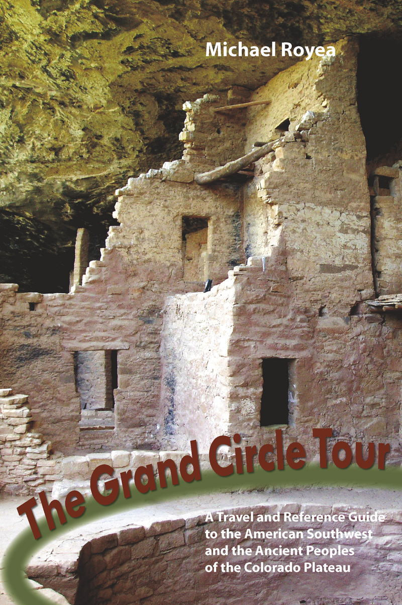 Book cover for The Grand Circle Tour by Michael Royea