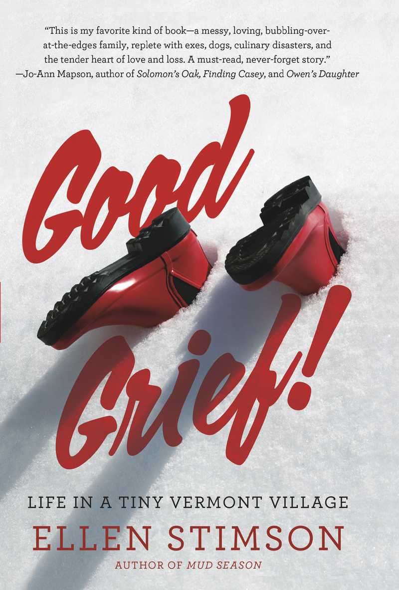 Book cover for Good Grief by Ellen Stimson