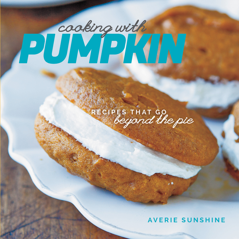 Book cover for Cooking with Pumpkin by Averie Sunshine