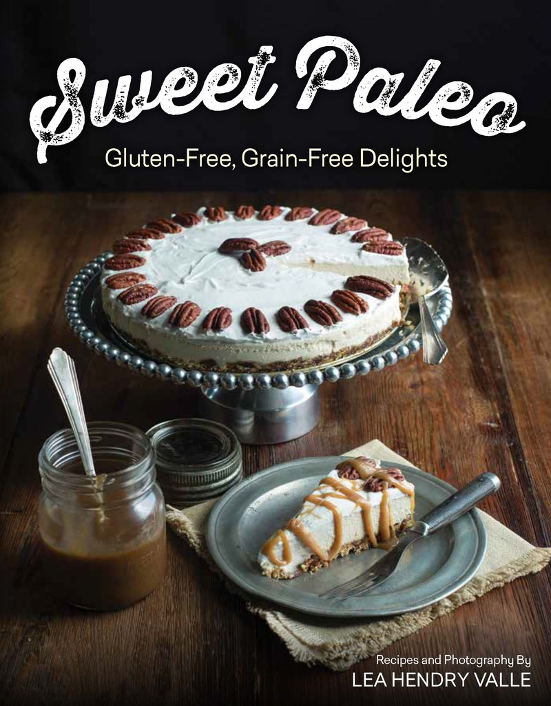 Book cover for Sweet Paleo by Lea Valle
