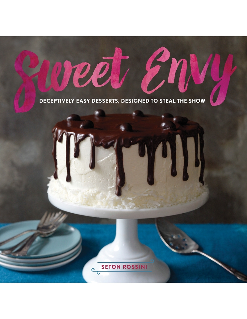 Book cover for Sweet Envy by Seton Rossini