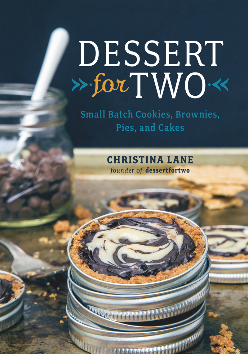 Book cover for Dessert For Two by Christina Lane