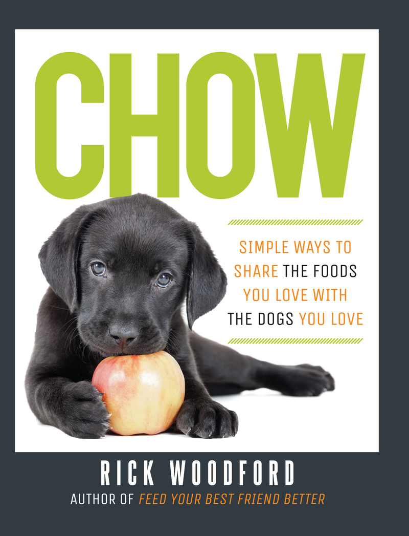 Book cover for Chow by Rick Woodford