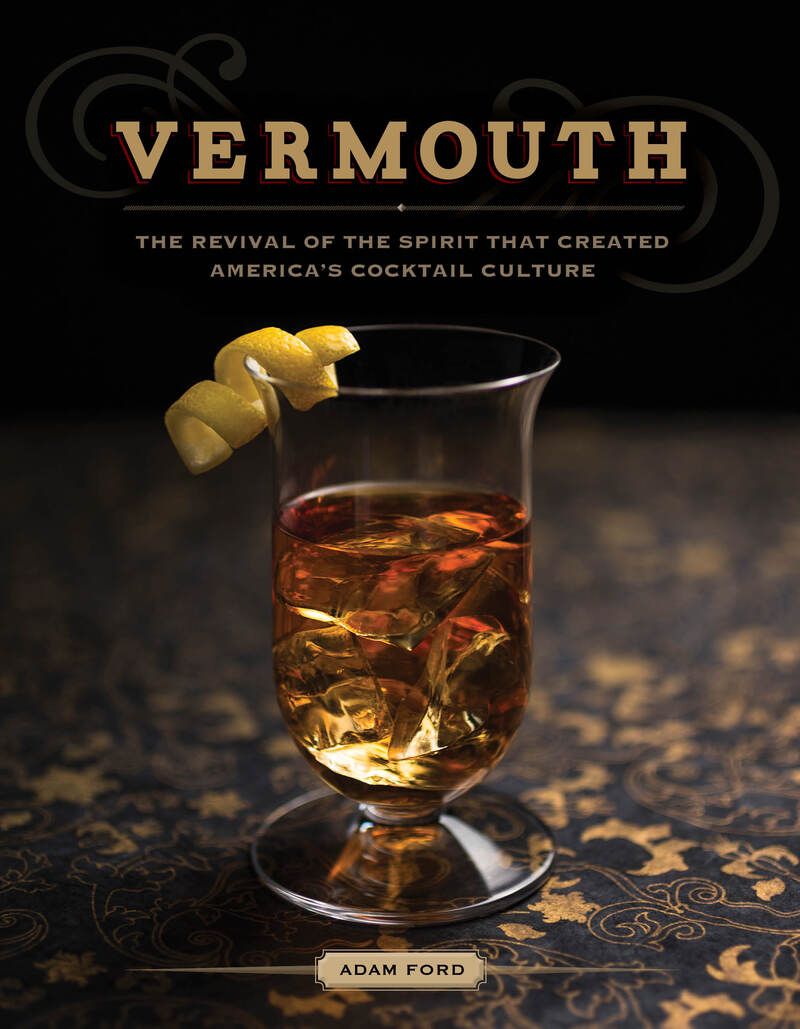 Book cover for Vermouth by Adam Ford