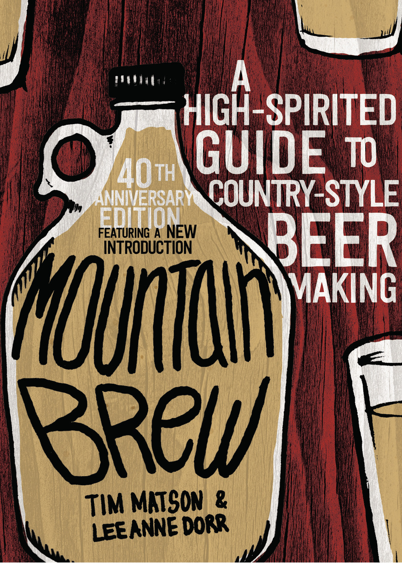 Book cover for Mountain Brew by Tim Matson
