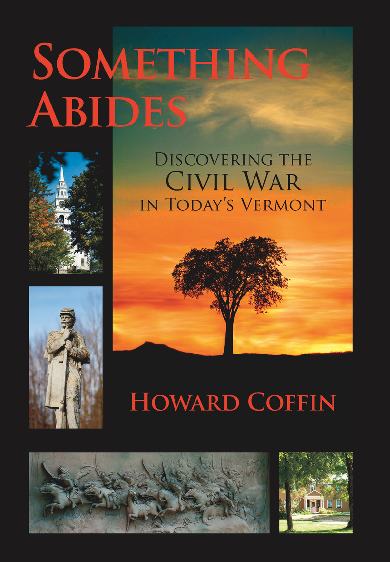 Book cover for Something Abides by Howard Coffin