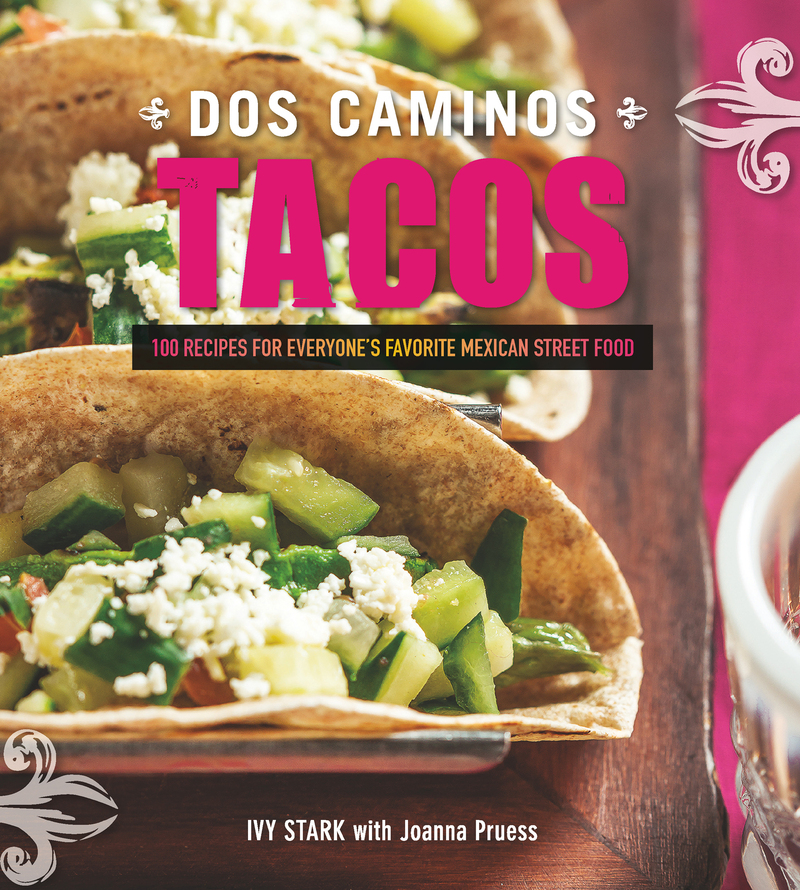 Book cover for Dos Caminos Tacos by Ivy Stark