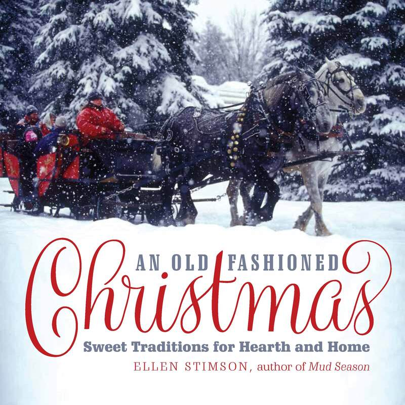 Book cover for An Old-Fashioned Christmas by Ellen Stimson