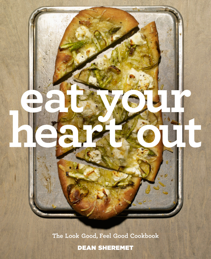 Book cover for Eat Your Heart Out by Dean Sheremet