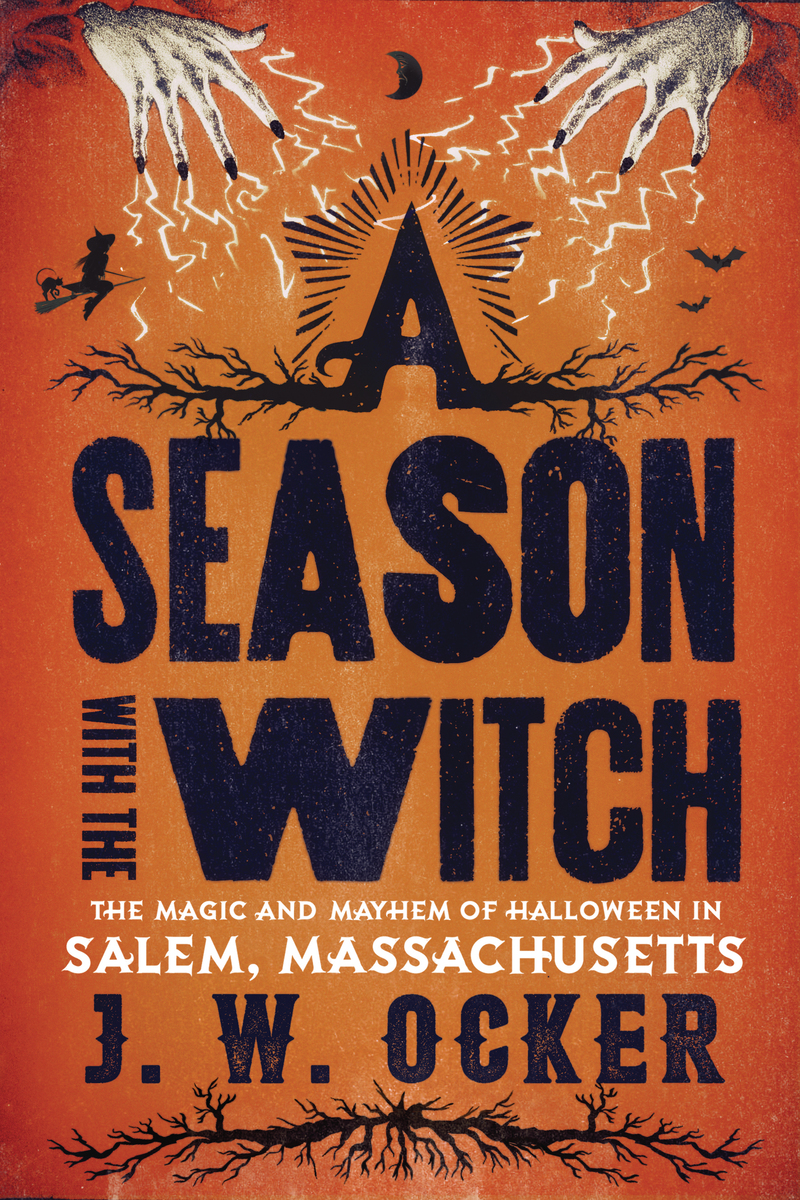 Book cover for A Season with the Witch by J. W. Ocker